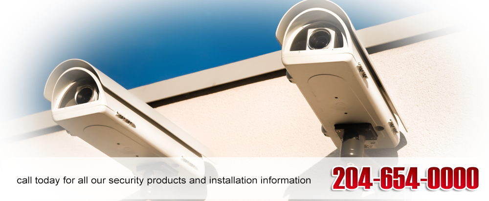 Security Systems Winnipeg - Main Image